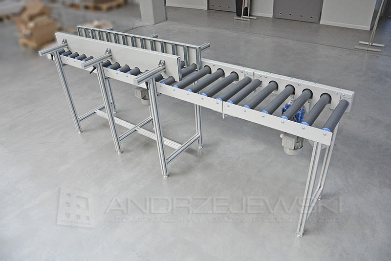 4. Driven roller conveyor