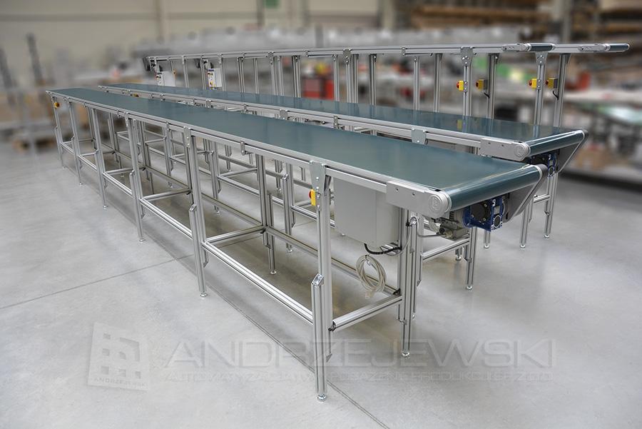 6. Belt conveyors