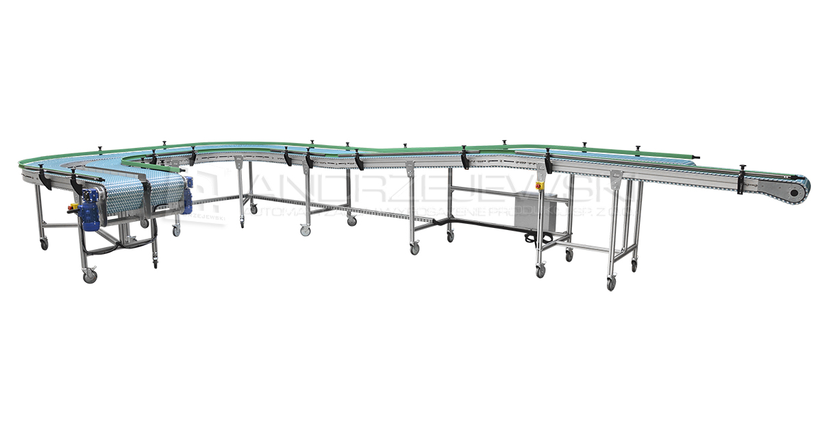 Chain conveyor EMBS 340