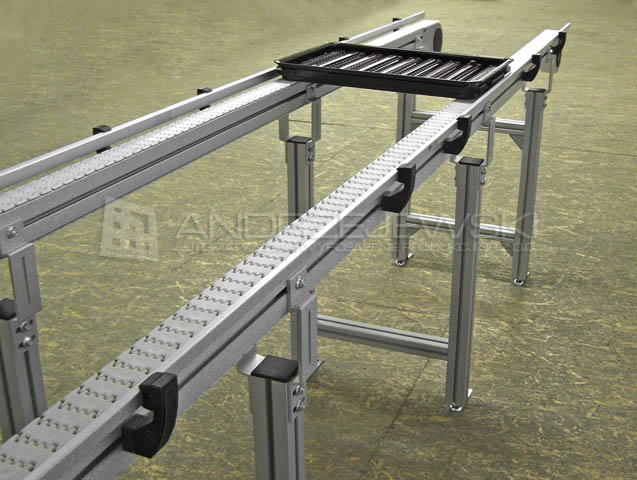 Conveyor VF 65 double, parallel