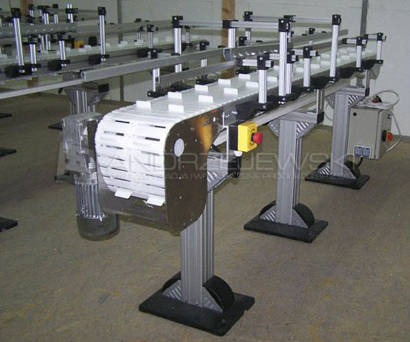Conveyor VF S160 with roller pressing