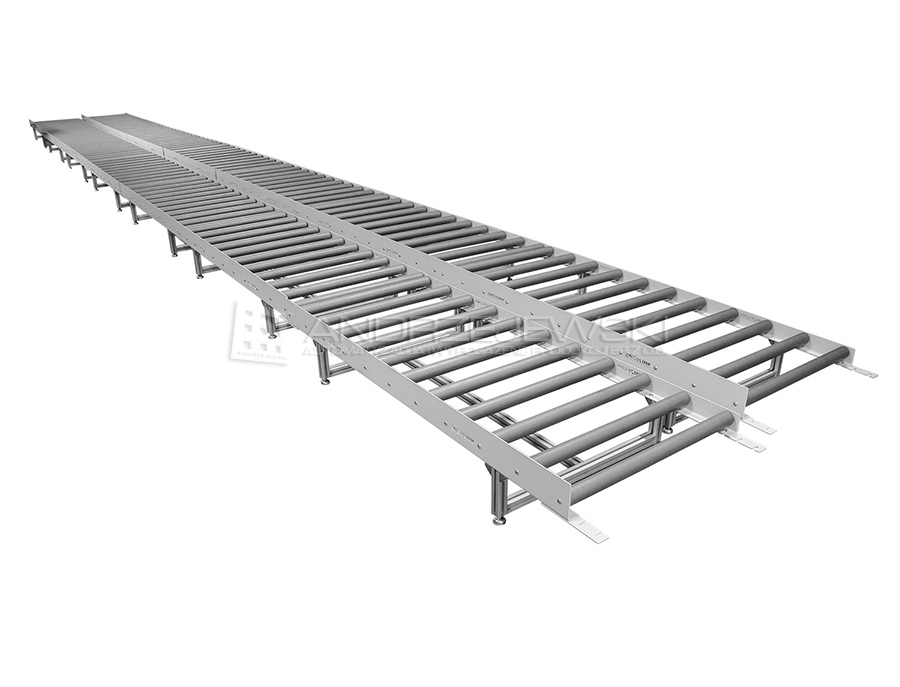 12. Roller conveyors