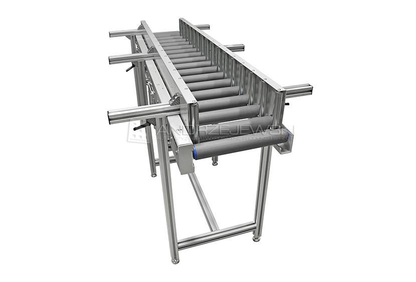 7. Roller conveyor