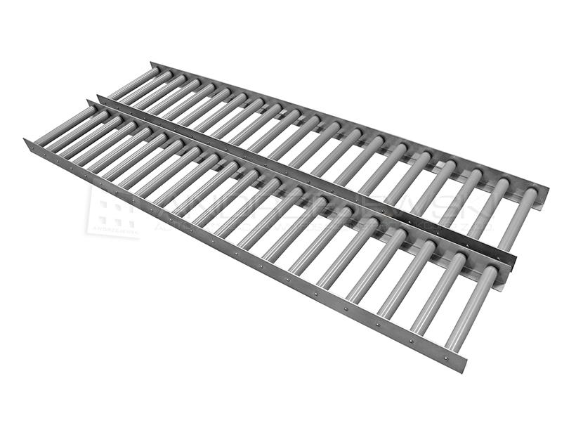 8. Roller conveyor