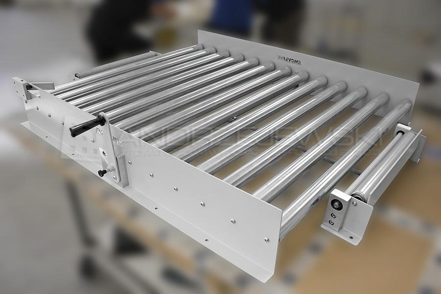 4. Roller conveyor