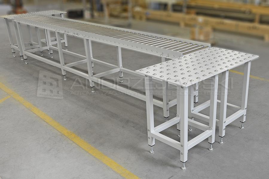 2. Roller conveyor