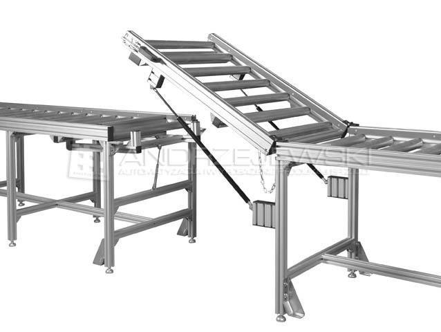 19. Gravity conveyor