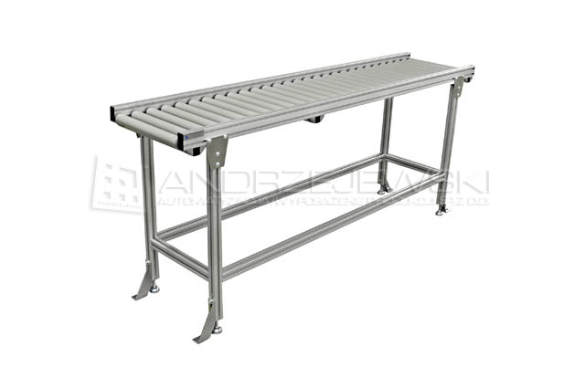 18. Roller conveyor
