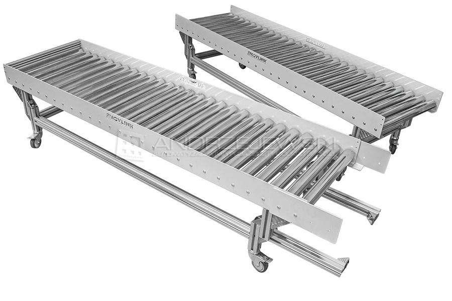 14. Roller conveyor