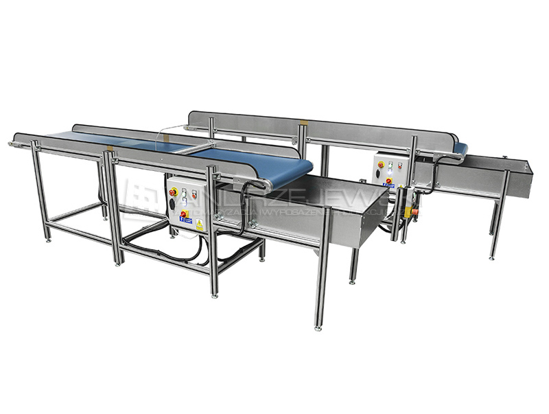 4 - Belt conveyors
