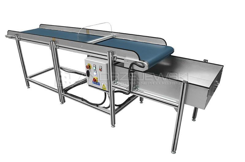 4 - Belt conveyors