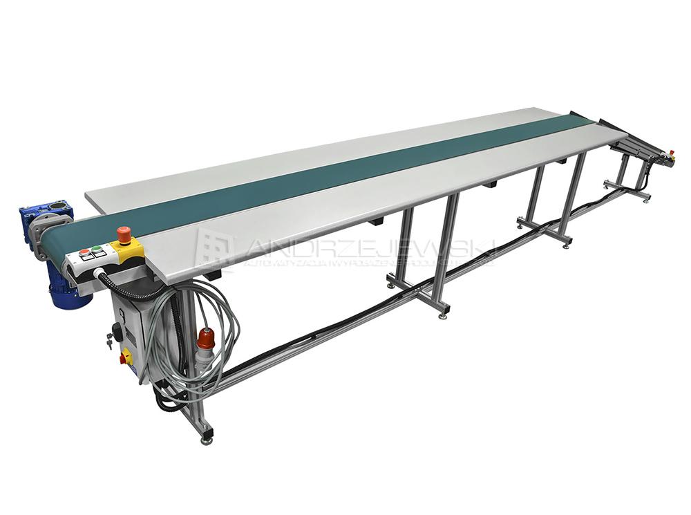 3 - Belt conveyor