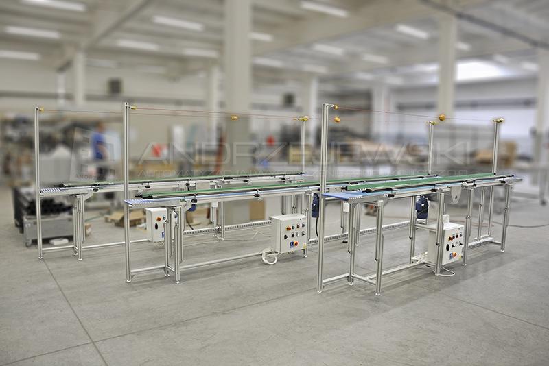 VI. Belt conveyors