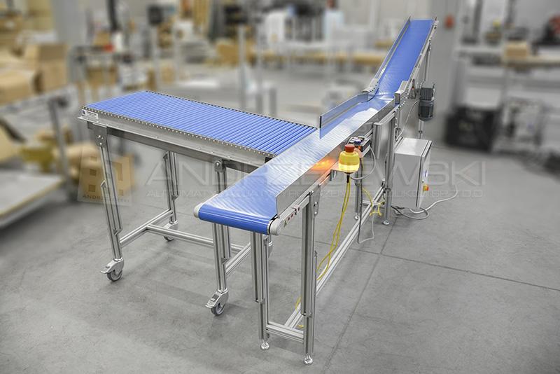 IV. Belt conveyor