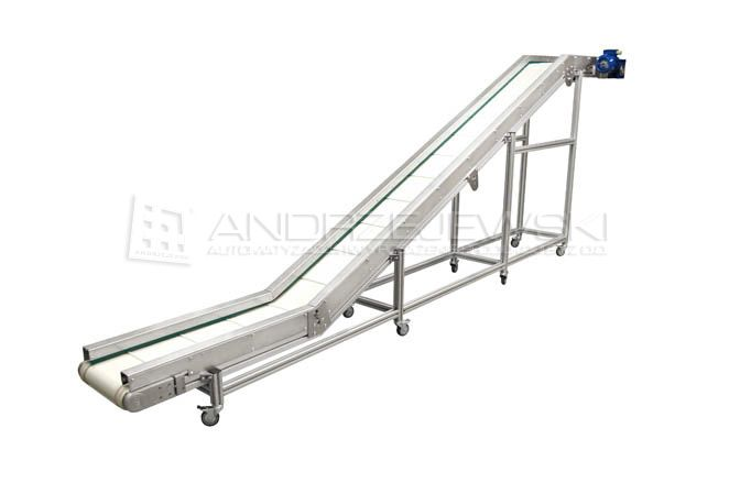 Z-type belt conveyor