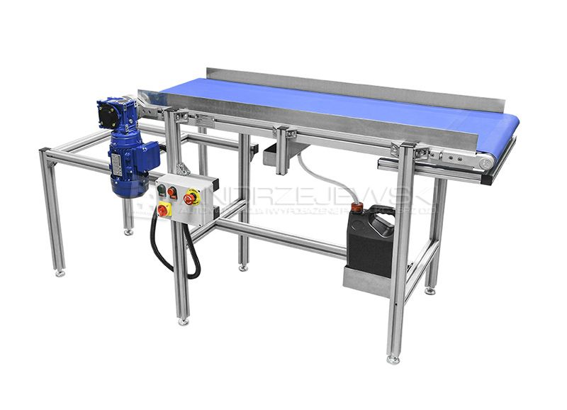 5 - Belt conveyors