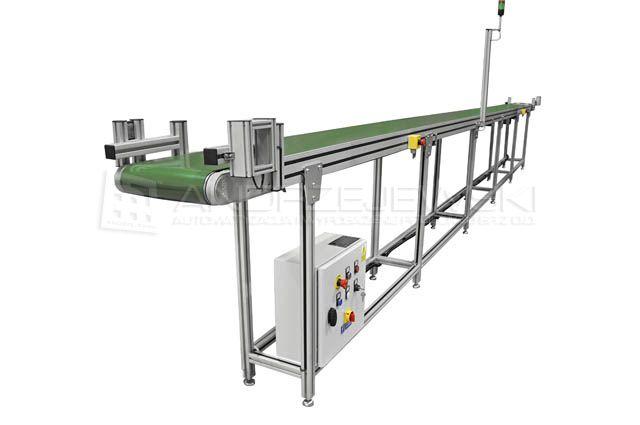 Belt conveyors III