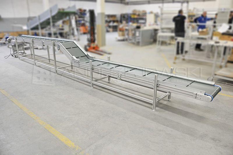 III. Belt conveyor