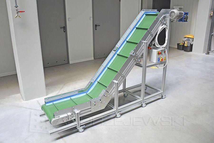 Belt conveyor Z type