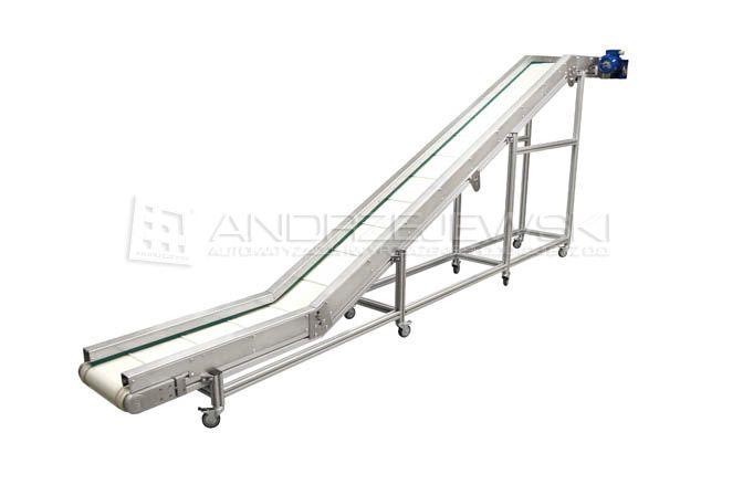 Z-type belt conveyor