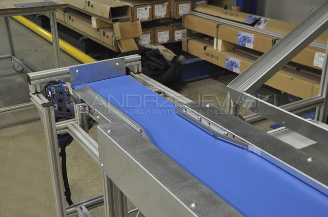 Belt conveyor V