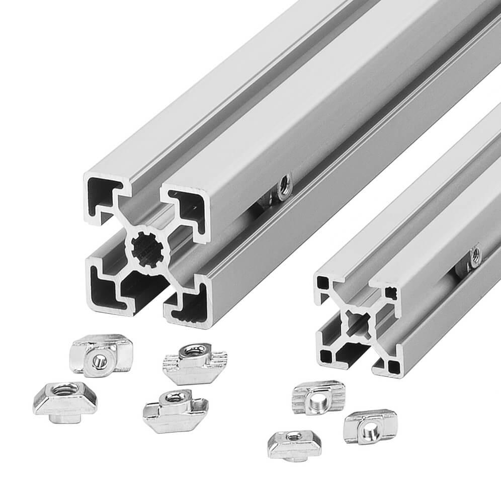 Super Profile aluminiowe - ANDRZEJEWSKI HA87
