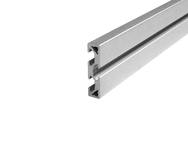 profile aluminiowe serii 20 z rowkiem roboczym 6mm andrzejewski. Black Bedroom Furniture Sets. Home Design Ideas