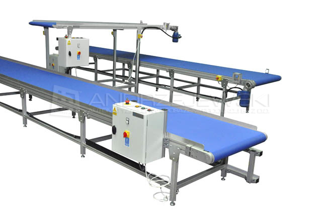 Conveyor groups