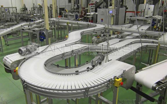 Linia montażowa Vario Flow