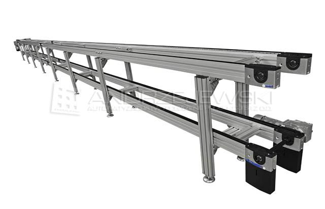 System transportowy TS II