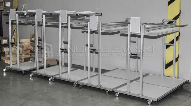 Wózki materiałowe II