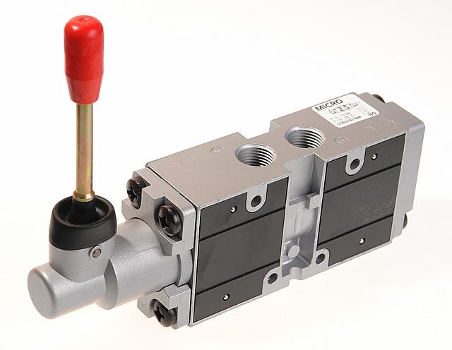 Mechanical and manual valves